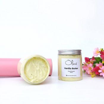 Olere Organic Vanilla Butter