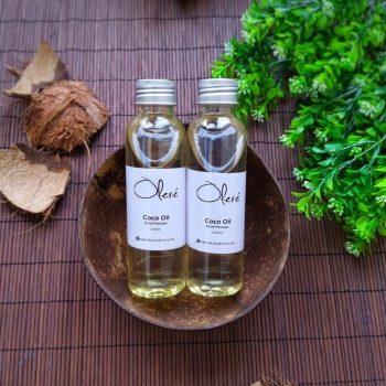 Olere Organic Coco Oil