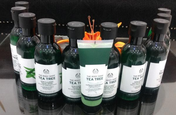 Body shop Tea Tree